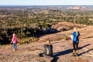 Parque Estatal Enchanted Rock