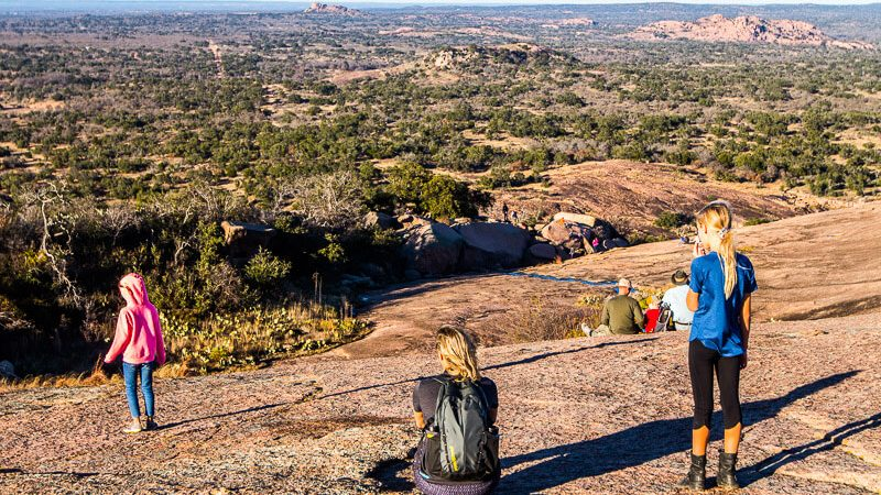 Parque Estatal Enchanted Rock