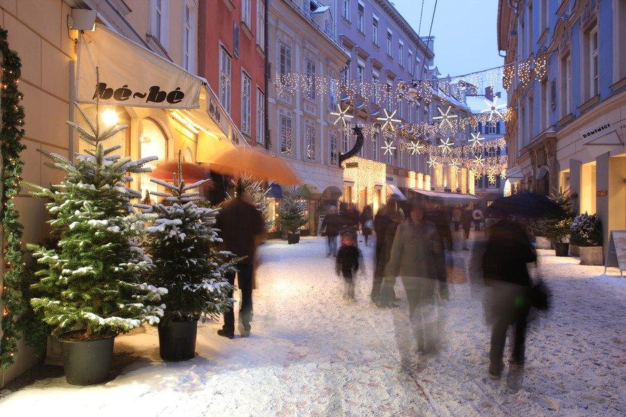 La bella ciudad austriaca de Graz es una verdadera joya.