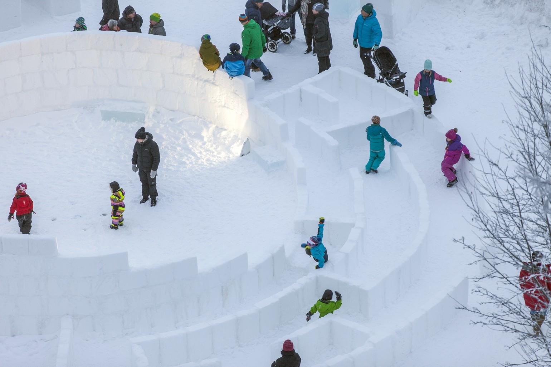 kiruna ciudad sueca al norte del círculo polar ártico