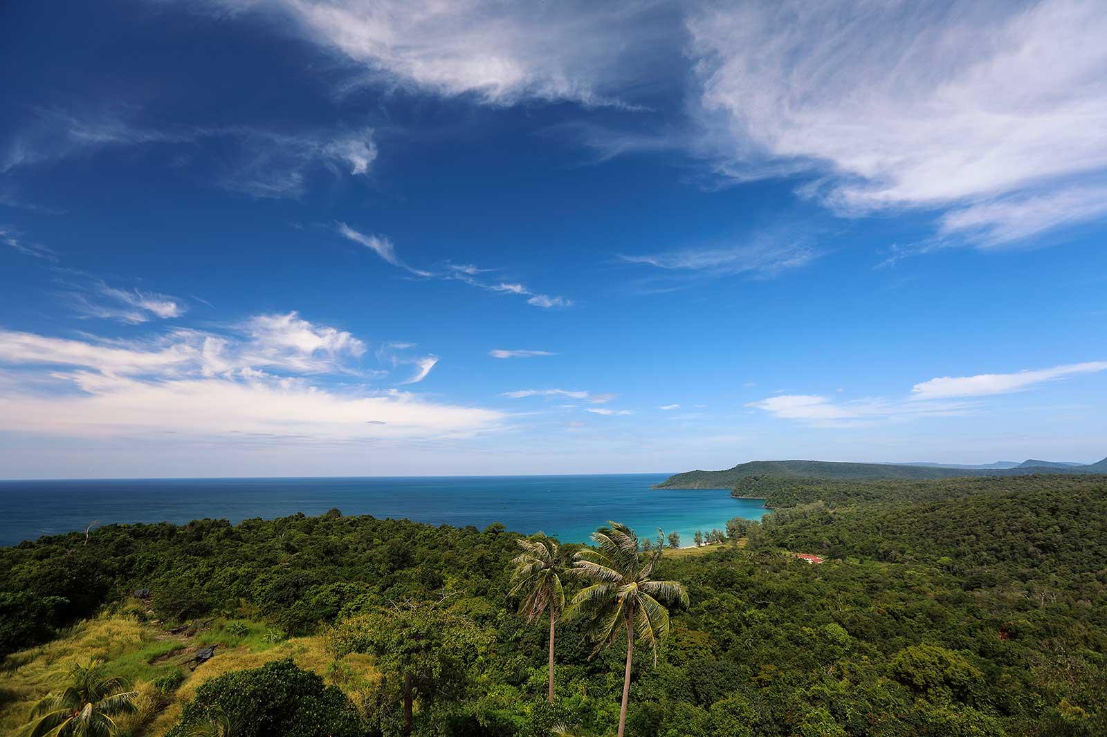 Koh Rong Samloem: Bienvenidos a la isla paradisíaca de Camboya.