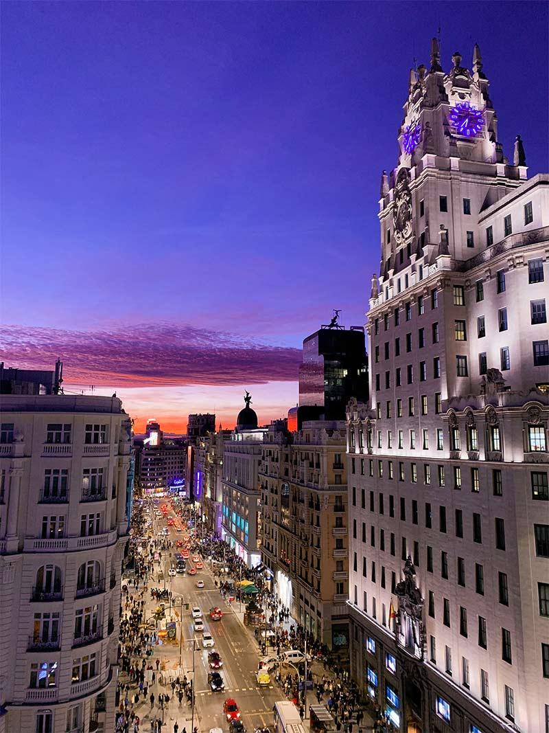 Madrid tiene mil millones de historias para ti