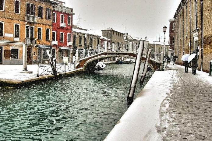 visitar Venecia en invierno