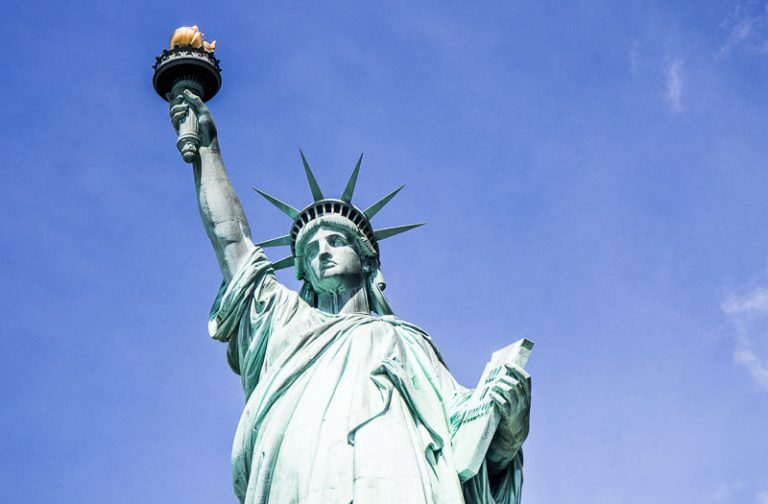 Cómo visitar la estatua de la libertad