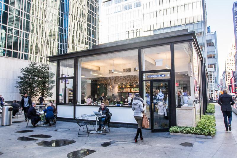 Bluestone Lane: una de las mejores cafeterías de Nueva York