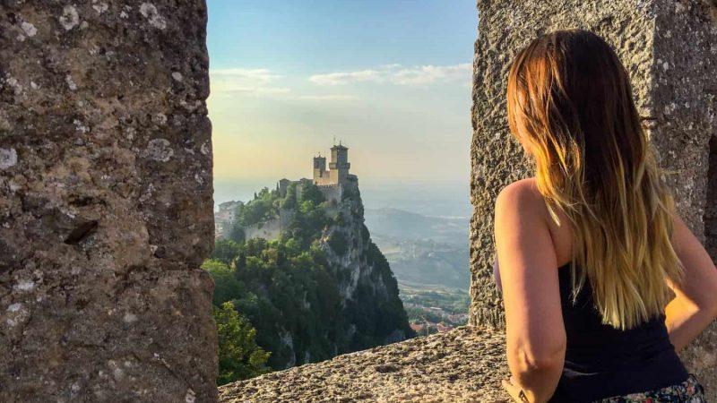 San Marino, Italia, Emilia Romagna