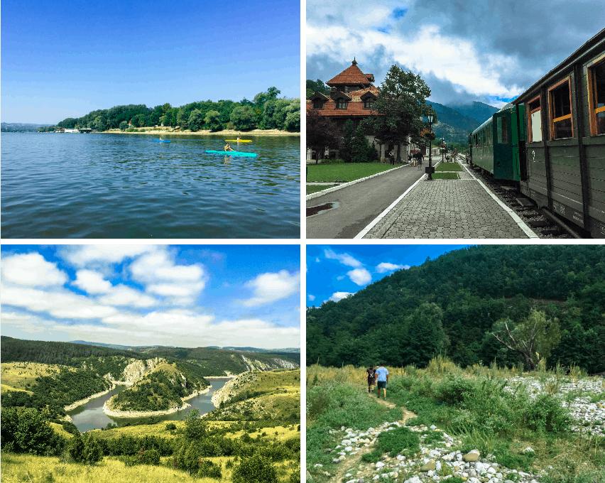 Naturaleza en serbia