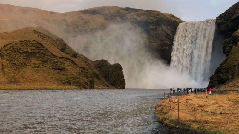 Skógafoss: nuestra cascada islandesa favorita