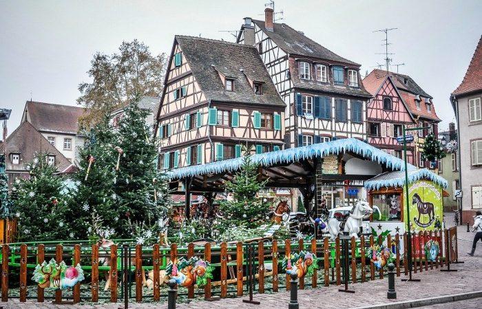 Mercados de Navidad en Francia