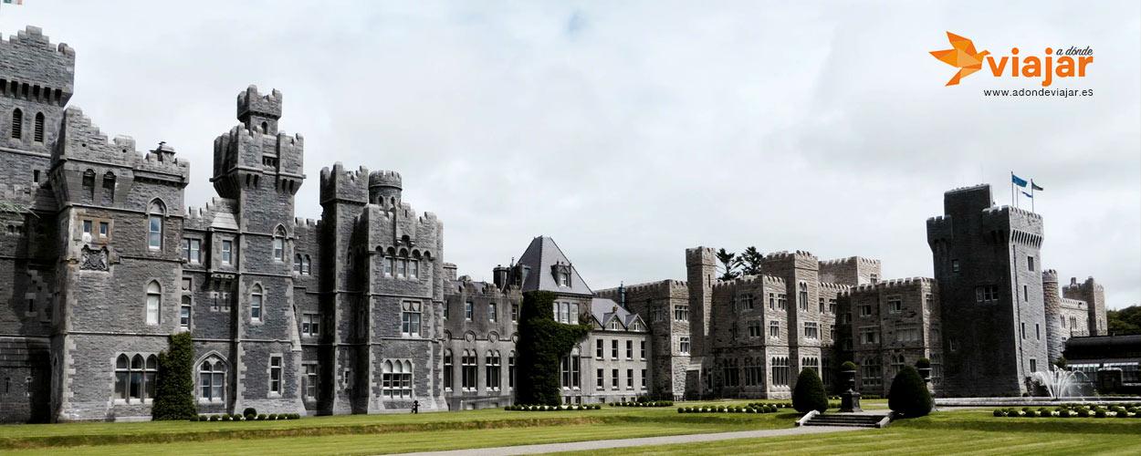 10 lugares increíbles para visitar en Irlanda con niños