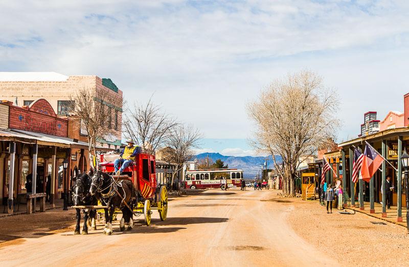 Cosas divertidas e interesantes para hacer en Tombstone Arizona