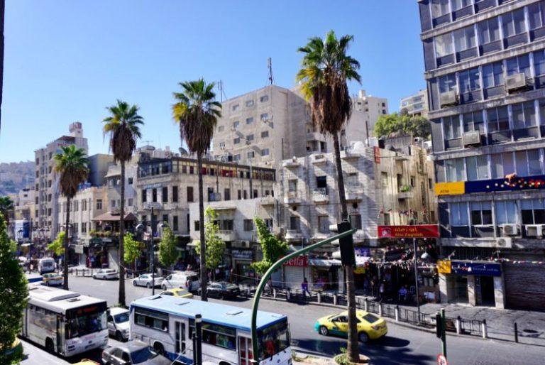 visitando Amman Jordan