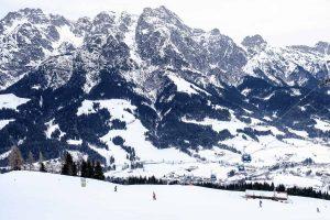 La mayor estación de esquí de Salzburgo