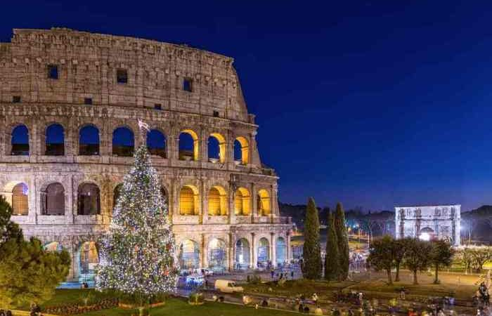 Mercados navideños festivos en Italia que debes ver