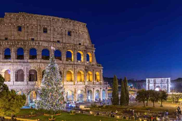 10 mercados navideños en Italia para ver en 2019