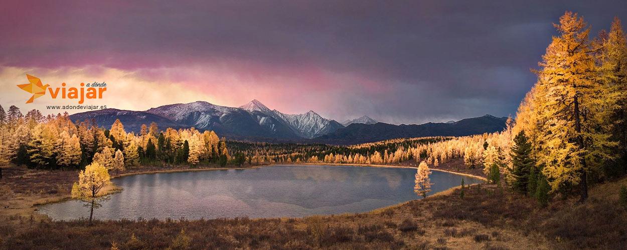 La guía de viaje a la República de Altai