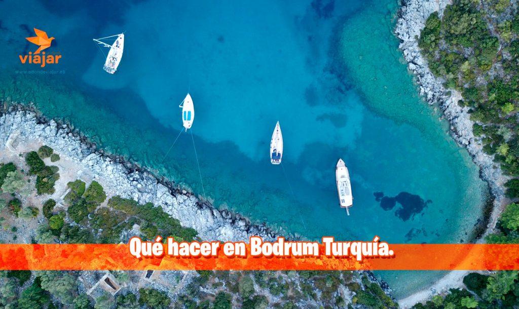 Qué hacer en Bodrum Turquía