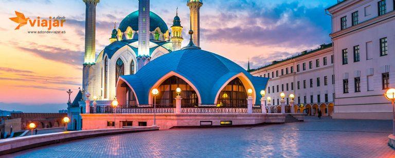 Guia De Viaje Kazan Rusia