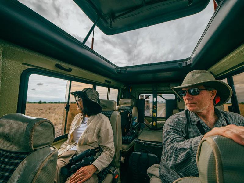Contratar Safari Africa
