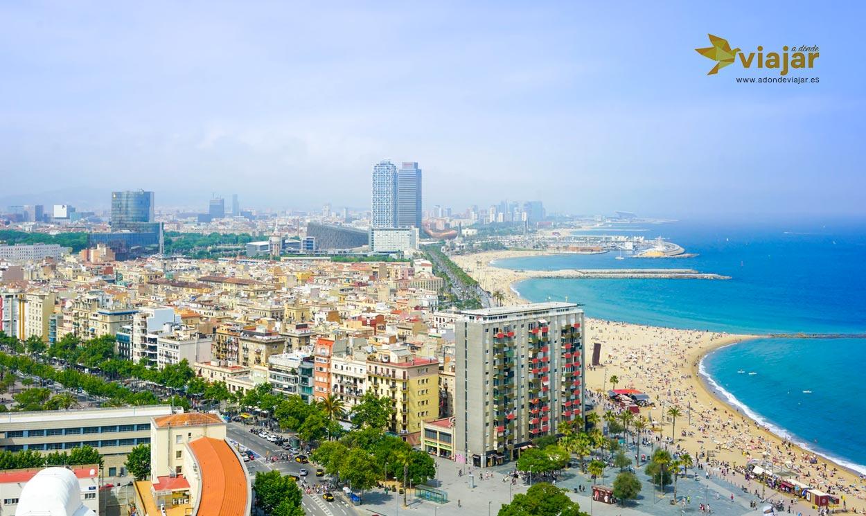 Apartamentos turísticos la mejor opción para visitar Barcelona