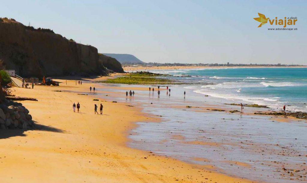 Conil de la Frontera Calas Playas