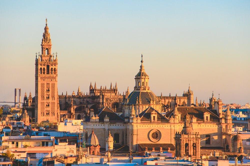 Viajando por España ciudades