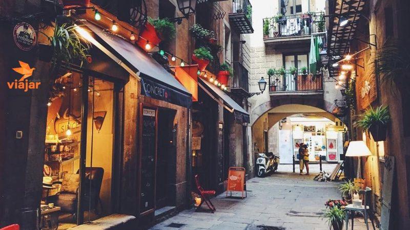 El Born Barcelona, el barrio de moda en la ciudad