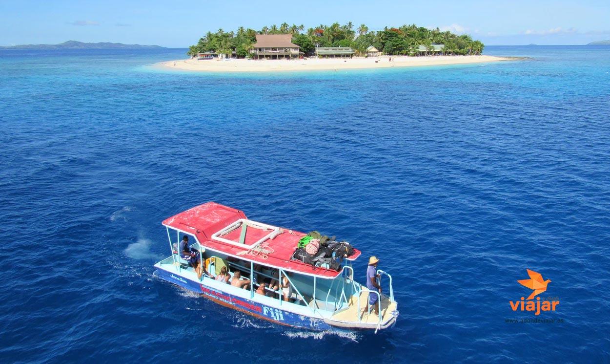 Fiji - Destino mundialmente famoso de luna de miel