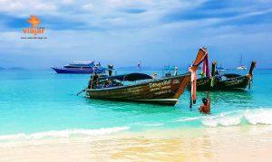 Isla de Phuket – Destino de viaje popular en Tailandia