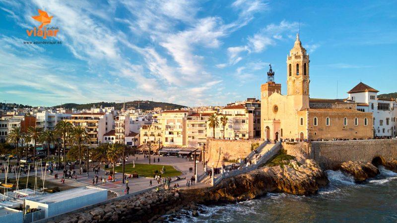 Sitges, visita obligada si estás en Barcelona
