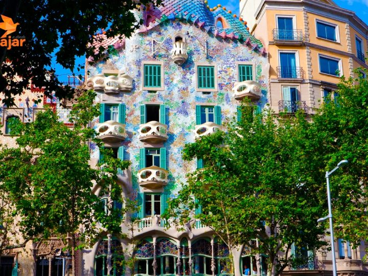 Barcelona, la meca de la arquitectura mundial