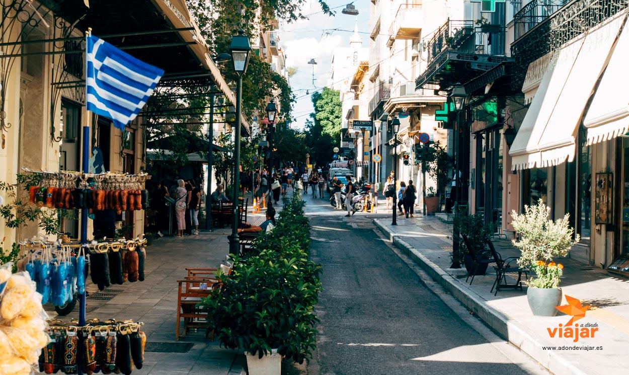 Guía de viaje de Atenas para principiantes