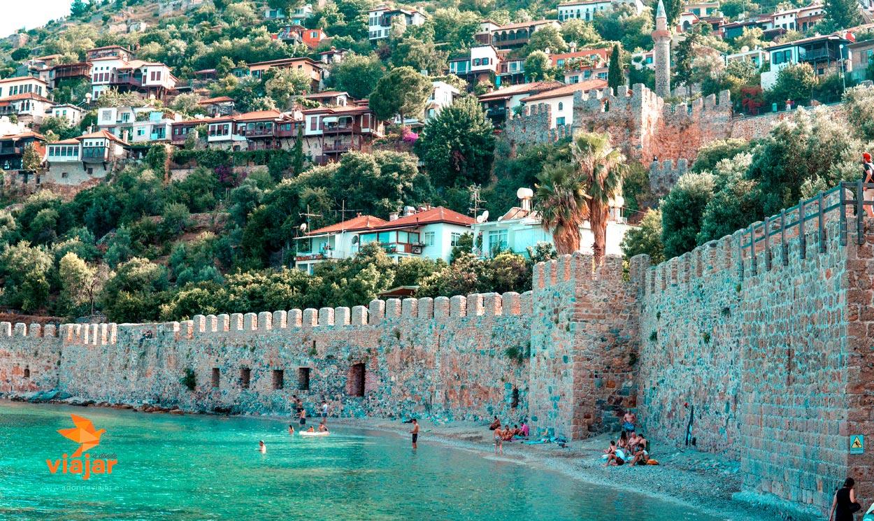 Antalya, ven a vivir la experiencia de tu vida