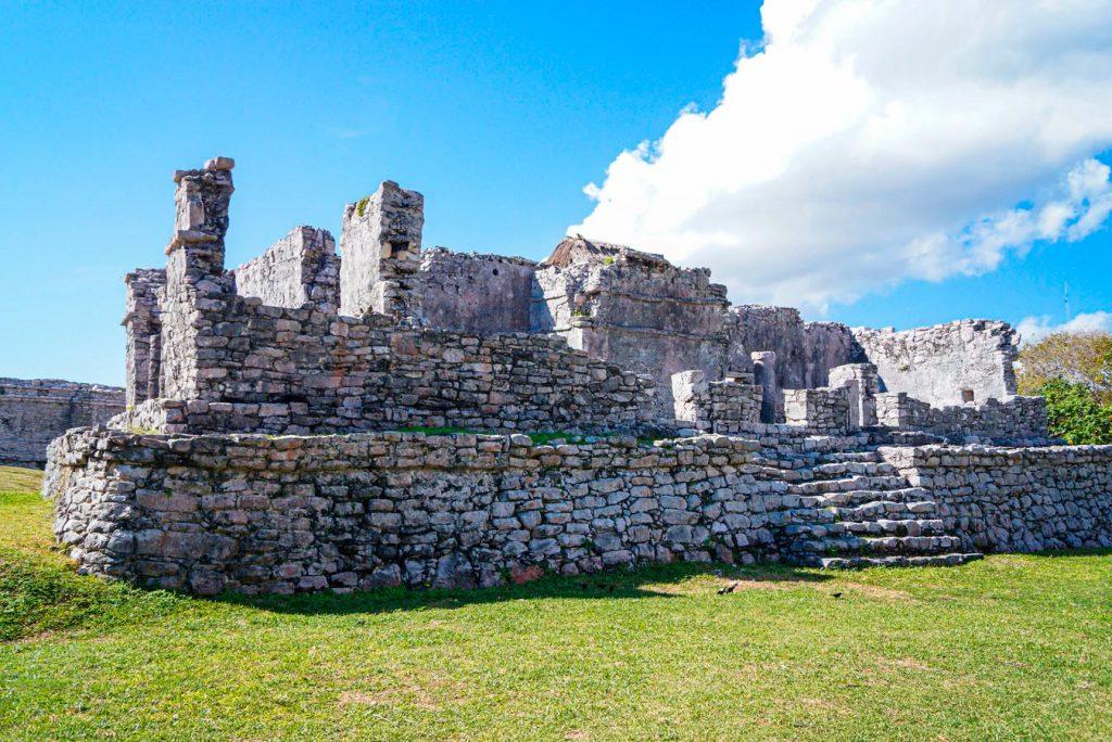 Las ruinas de Tulum son especiales