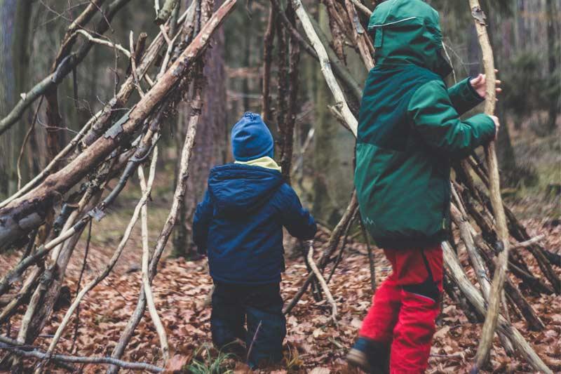 Aventura y descubrimientos en la naturaleza