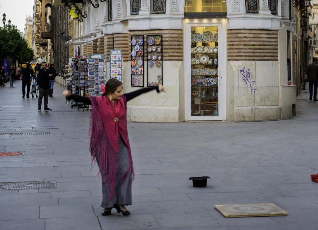 Ver un espectáculo flamenco