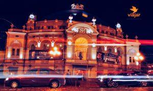 Kiev guía para viajeros a la capital de Ucrania