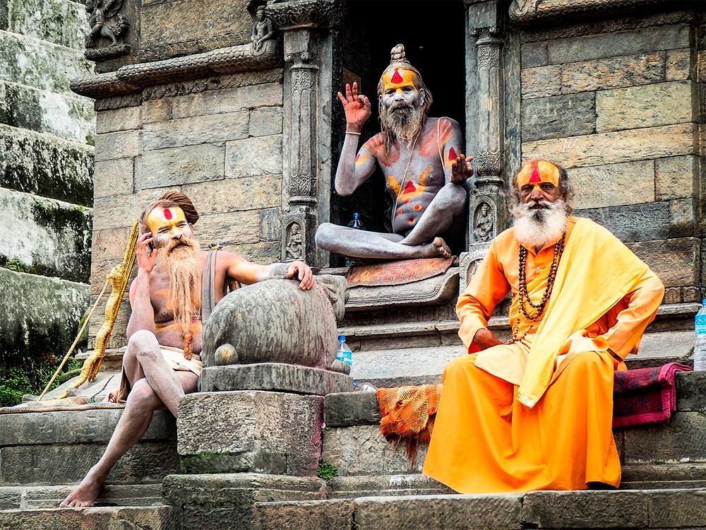 Pashupatinath es el lugar de peregrinación más sagrado para los hindúes en Nepal
