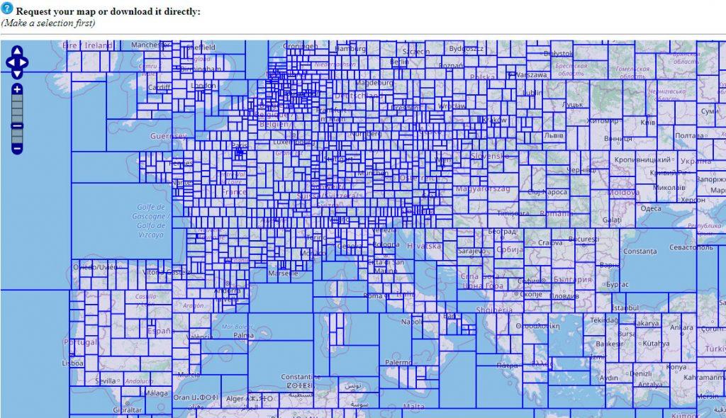 crear mapa gps gratis