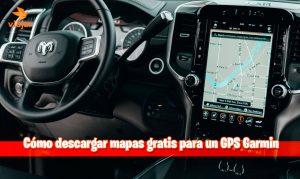 Cómo Descargar Mapas Gratis para un GPS Garmin paso a paso
