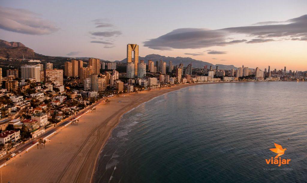 El turismo se reactiva con las costas