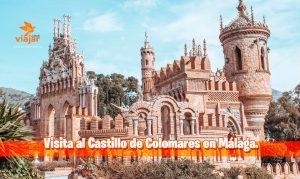 Visita al Castillo de Colomares en Málaga