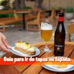 Guía para ir de tapas en España