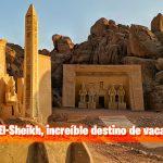 Sharm El-Sheikh, increíble destino de vacaciones