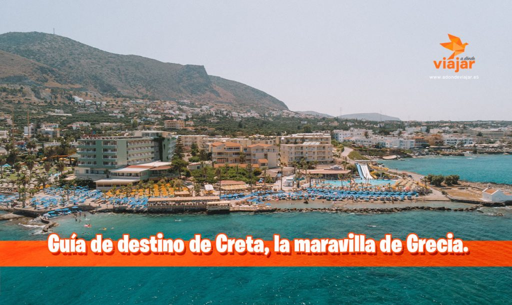 Guía de destino de Creta, la maravilla de Grecia