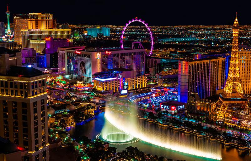 Top de casinos de Las Vegas