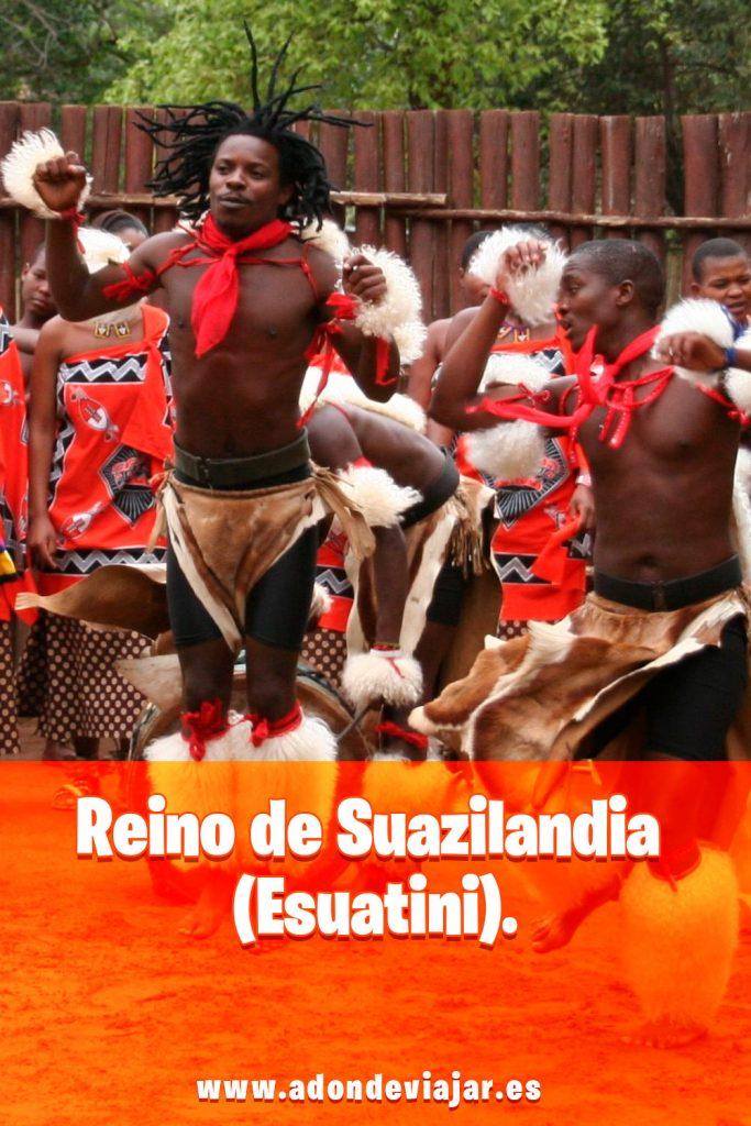 Reino de Suazilandia (Esuatini)