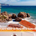 Cosas para hacer en Nerja en la Costa del Sol