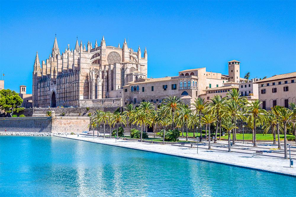 Palma de Mallorca - Islas Baleares