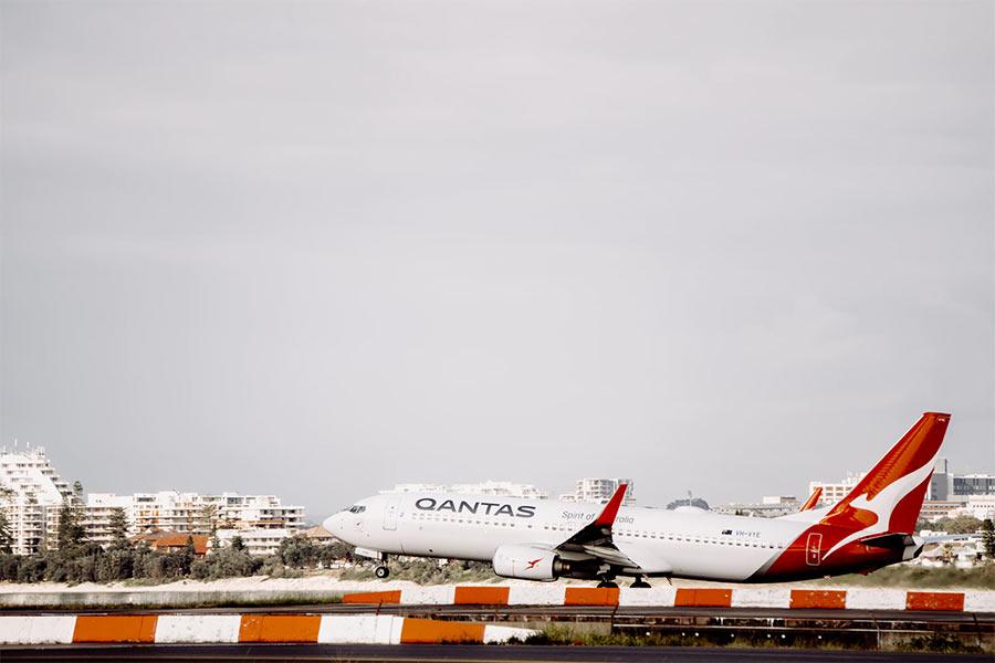 Qantas, la popular aerolínea australiana